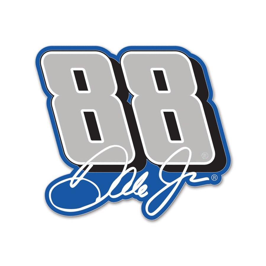 WinCraft Dale Earnhardt Jr. Signature Number Pin.