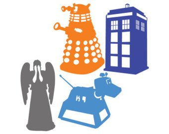 Dalek clipart 6 » Clipart Station.
