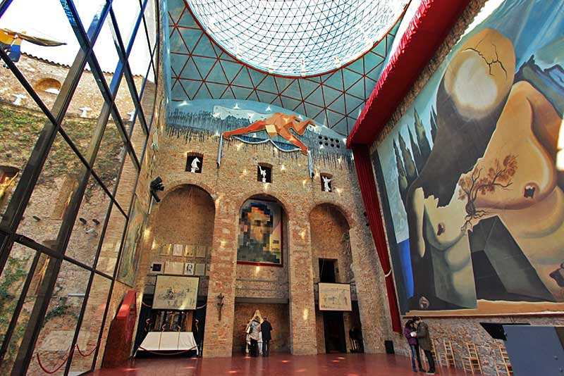 1000+ images about Teatro Museo Salvador Dali (Barcelona ) on.