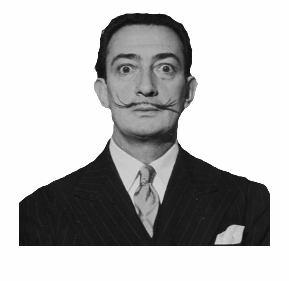 Salvador Dali Png.