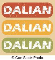 Dalian Vector Clip Art Illustrations. 15 Dalian clipart EPS vector.