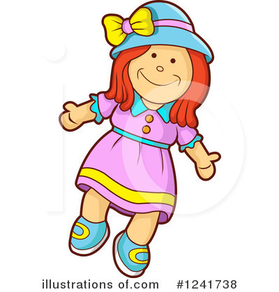 Doll Clipart #1241738.
