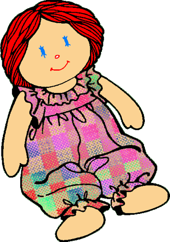 Doll Clipart & Doll Clip Art Images.