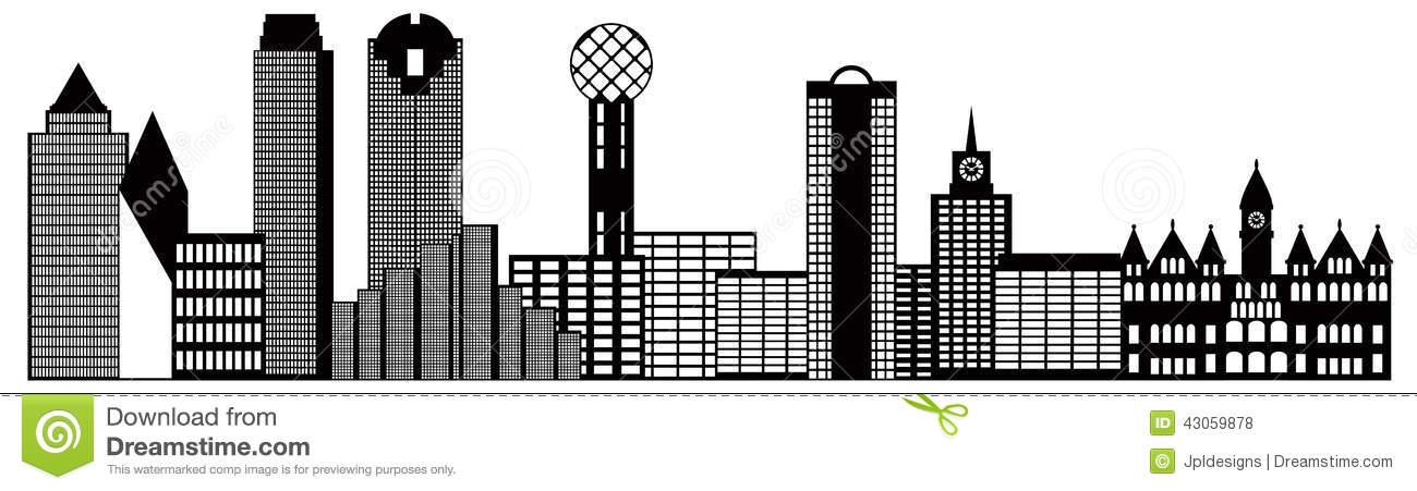 Dallas Stock Illustrations.