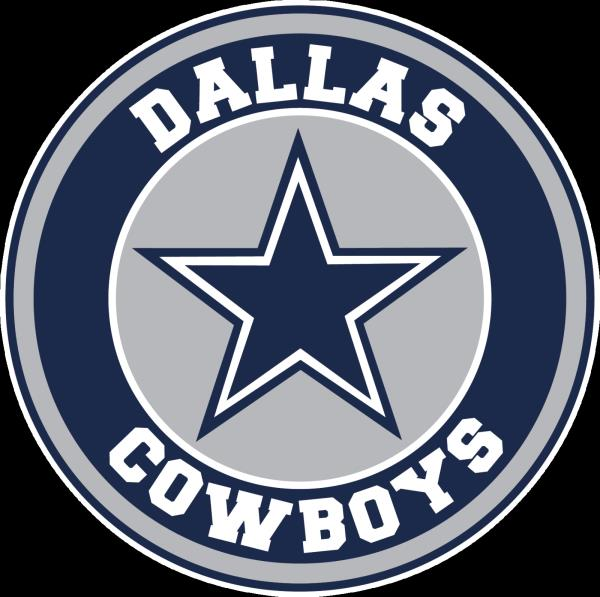 Details about Dallas Cowboys Circle Logo Vinyl Decal / Sticker 10 sizes!!.