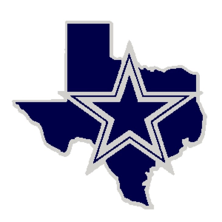 Free Dallas Cowboys Silhouette, Download Free Clip Art, Free.