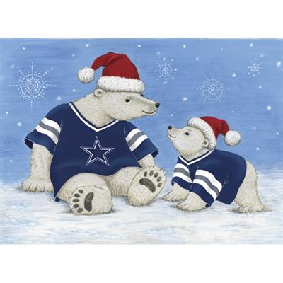 Dallas Cowboys Christmas Cards.