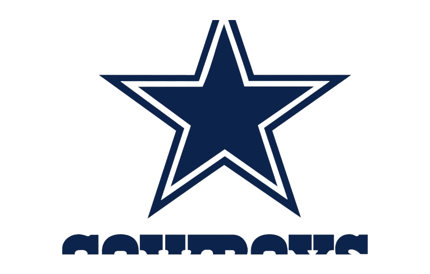 Dallas Cowboys Clipart Fathead Nfl Logo Wall Decal Png.