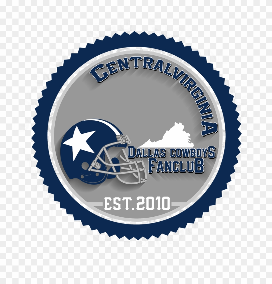 Dallas Cowboys Clipart Badge.