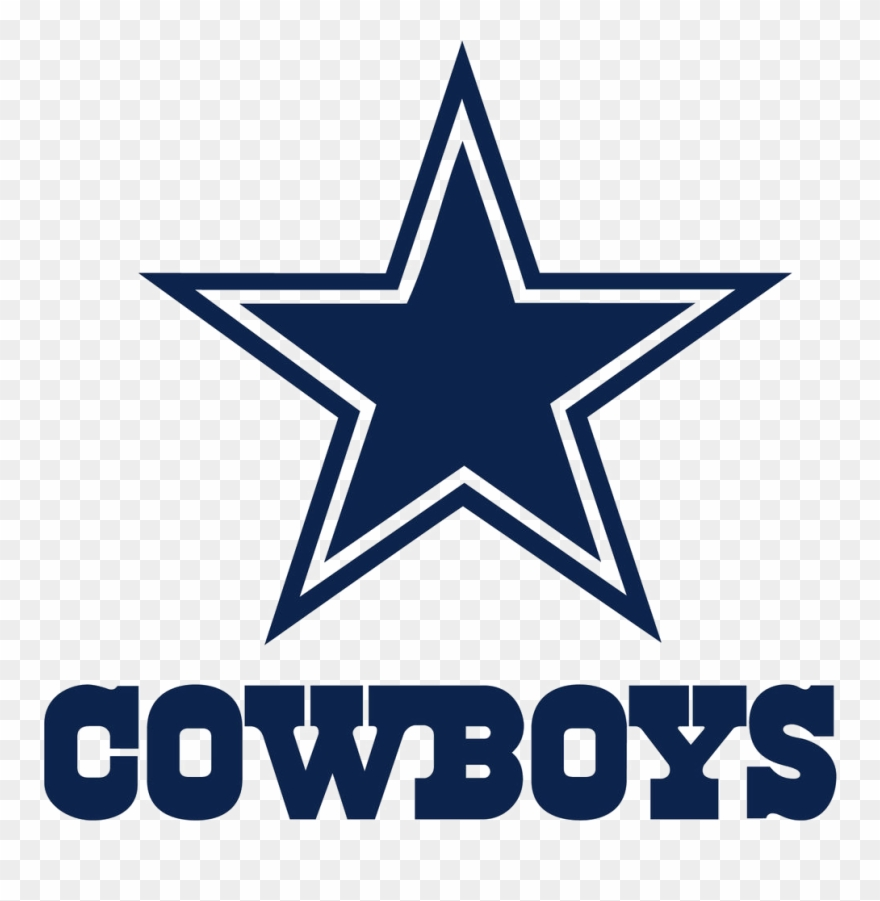 Dallas Cowboys Clipart Clip Art Clip Art Black And.