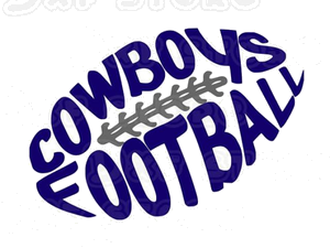 Dallas Cowboys Clipart PNG Transparent.