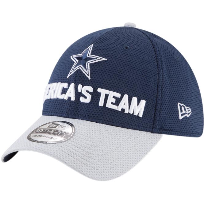NFL Dallas Cowboys 2018 Draft Spotlight 39Thirty Cap.