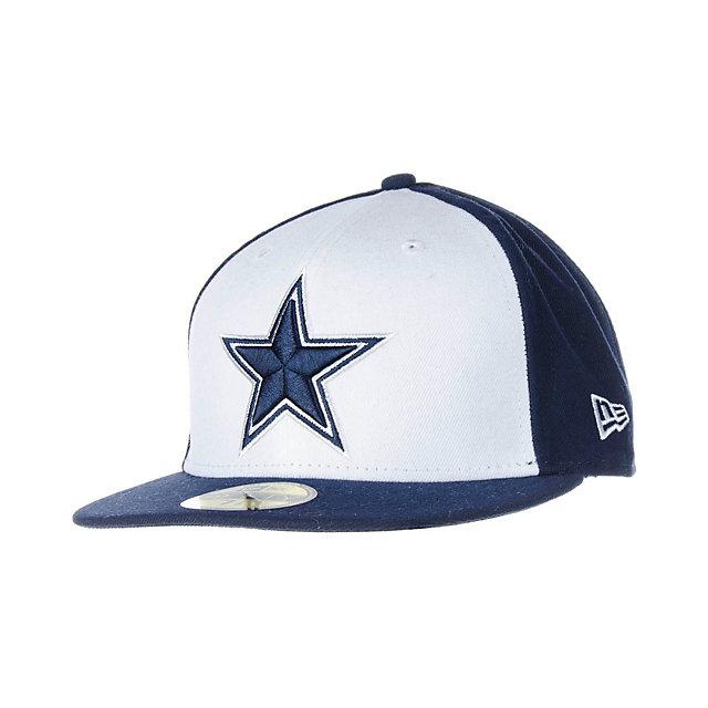 Dallas Cowboys hat.