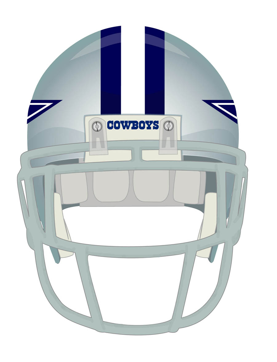 File:Dallas Cowboys helmet Front.jpg.