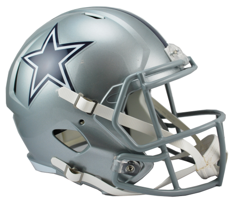 Dallas Cowboys Speed Replica Helmet.