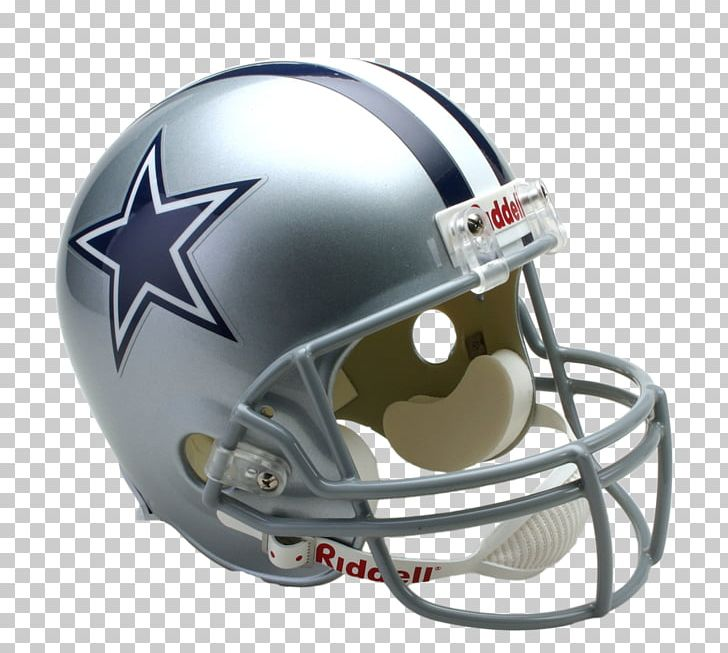NFL Oakland Raiders Dallas Cowboys American Football Helmets PNG.