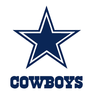 Dallas Cowboys Clipart PNG Transparent.