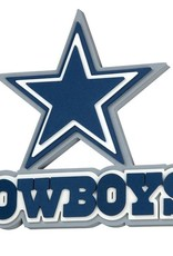 Dallas Cowboys 3D Foam Logo Sign.