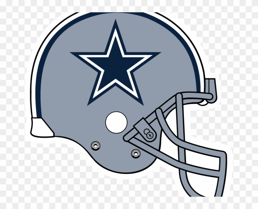 Image Of Dallas Cowboys Helmet.
