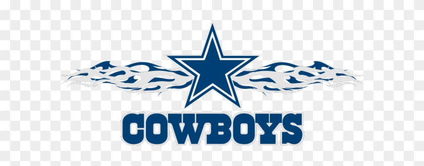 Cowboys W/star & Flames/tattoo.