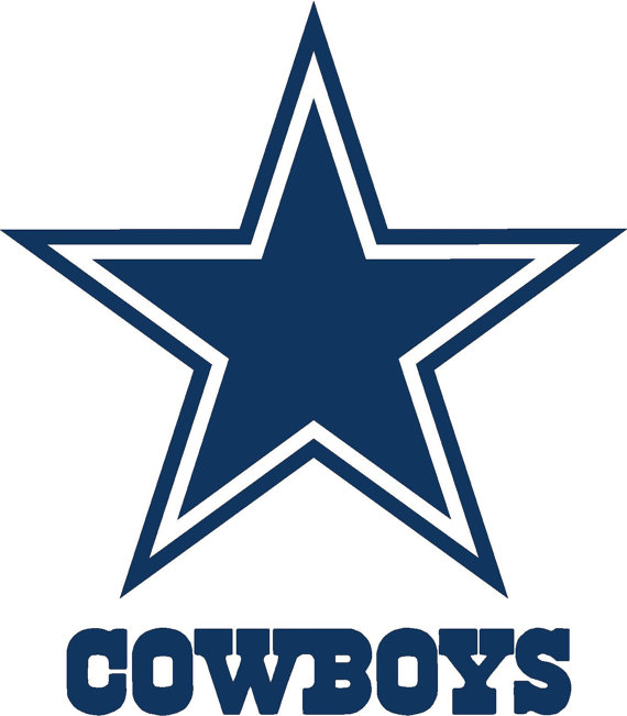 Dallas cowboys helmet clipart at free for personal jpg.
