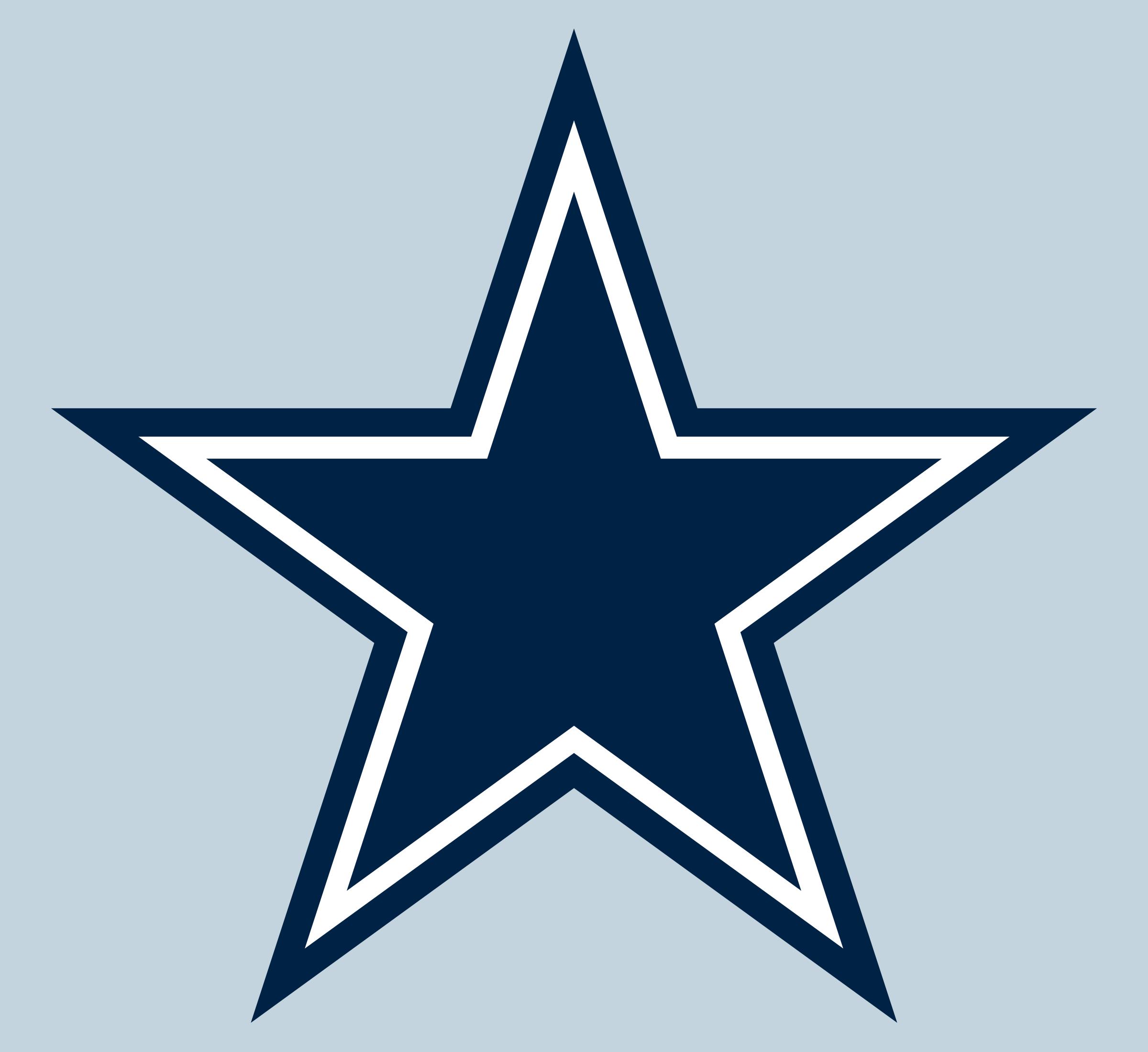 Dallas Cowboys Logo PNG Transparent & SVG Vector.
