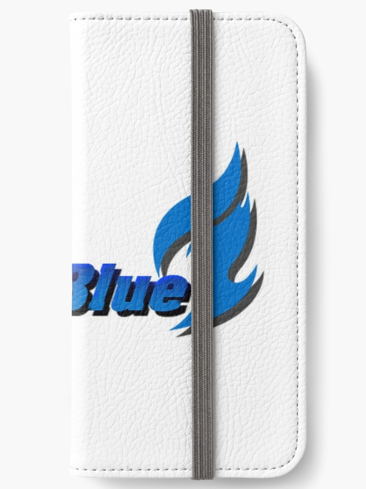 \'#BurnBlue Dallas Fuel Logo\' iPhone Wallet by TheNotSoPro.
