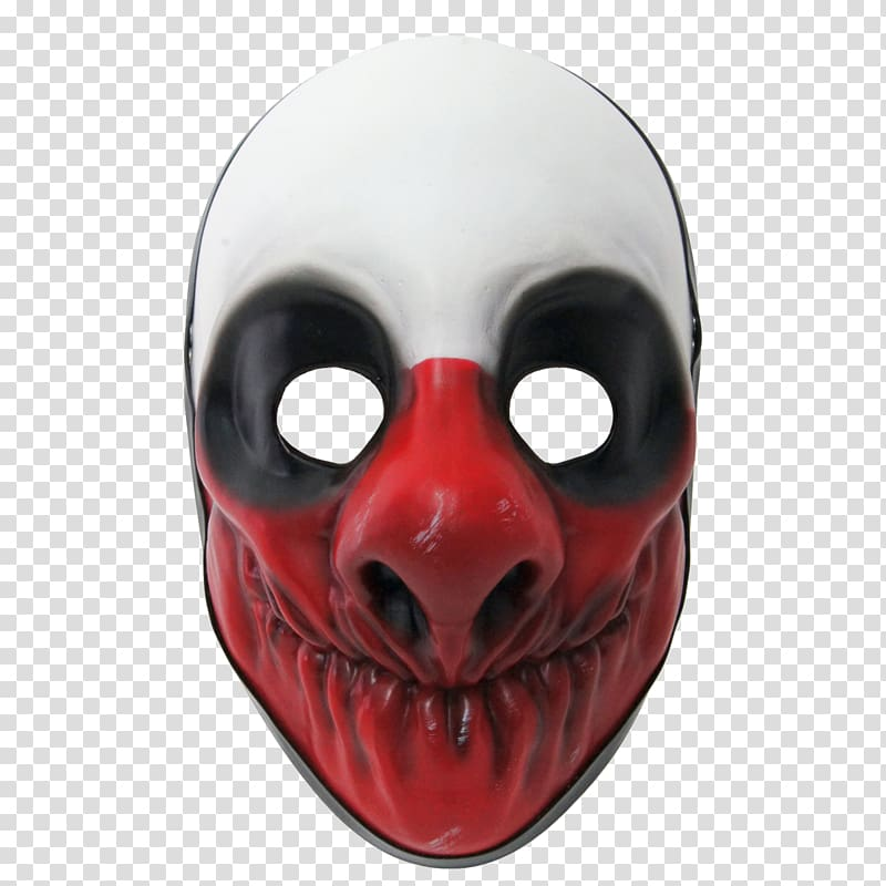 Payday 2 Payday: The Heist Gray wolf Amazon.com Mask, mask.