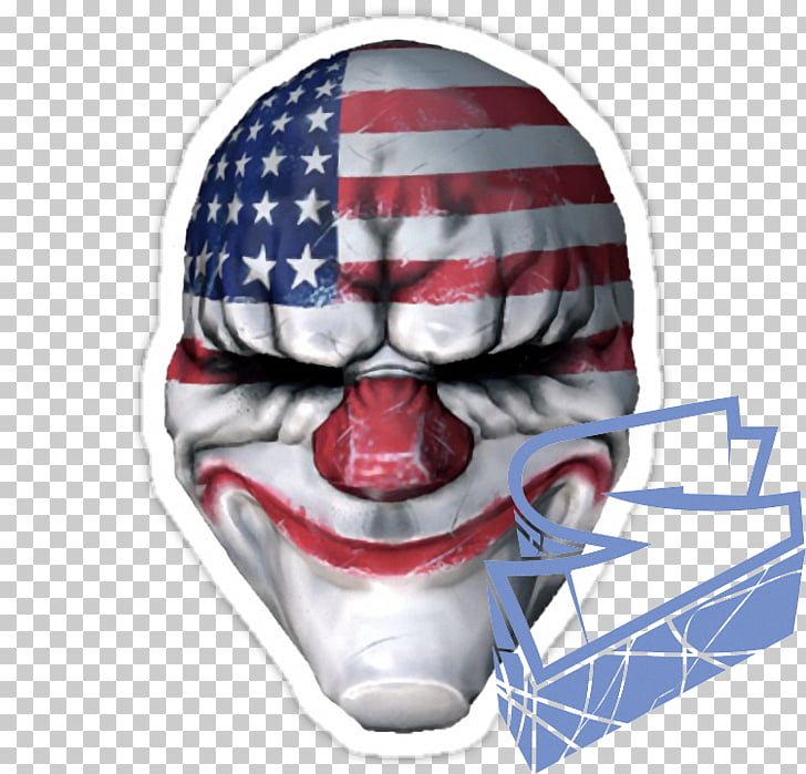 Payday 2 Payday: The Heist Dallas Mask Wikia, mask PNG.
