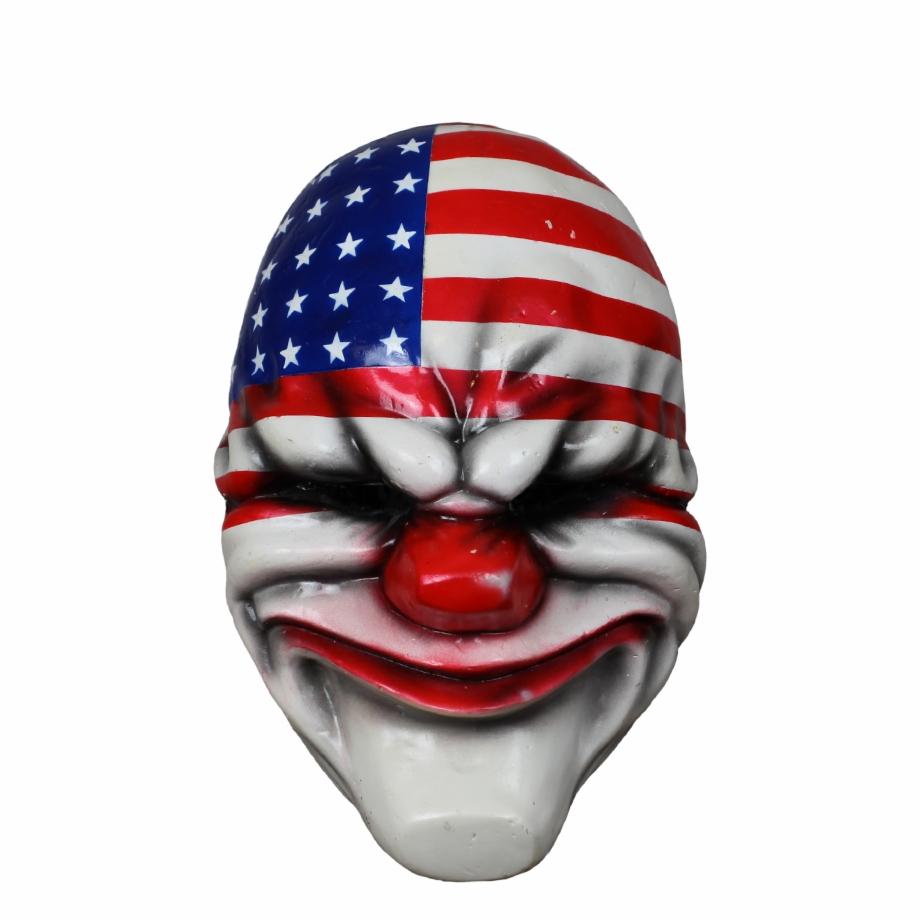 Payday 2 Face Mask Dallas Payday 2 Masks, Batman Arkham.