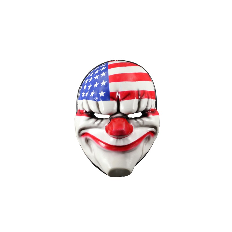 Payday 2 Face Mask Dallas.