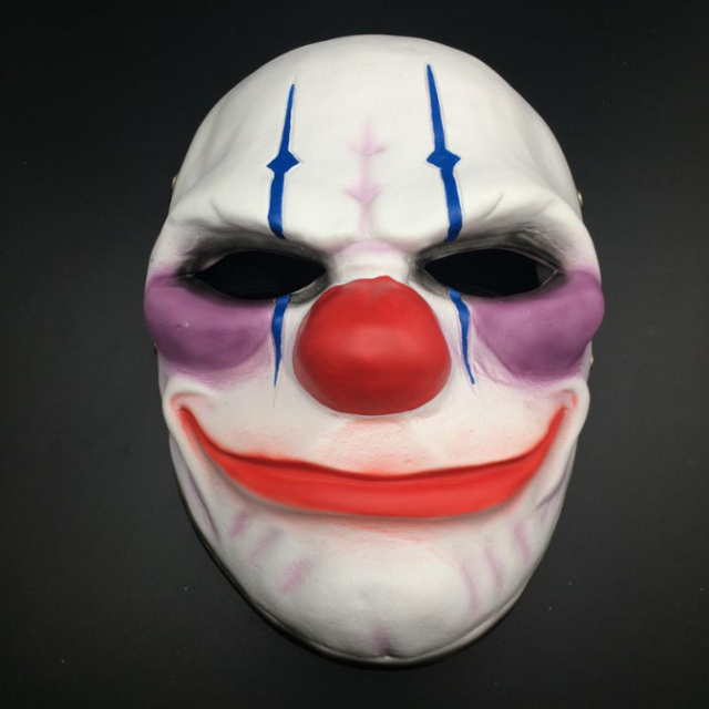 Halloween Mask collectionGame Payday 2 The Heist Dallas Mask Cosplay Props.