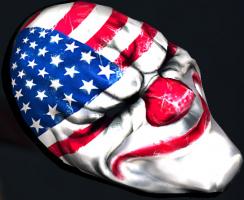 Dallas Mask.