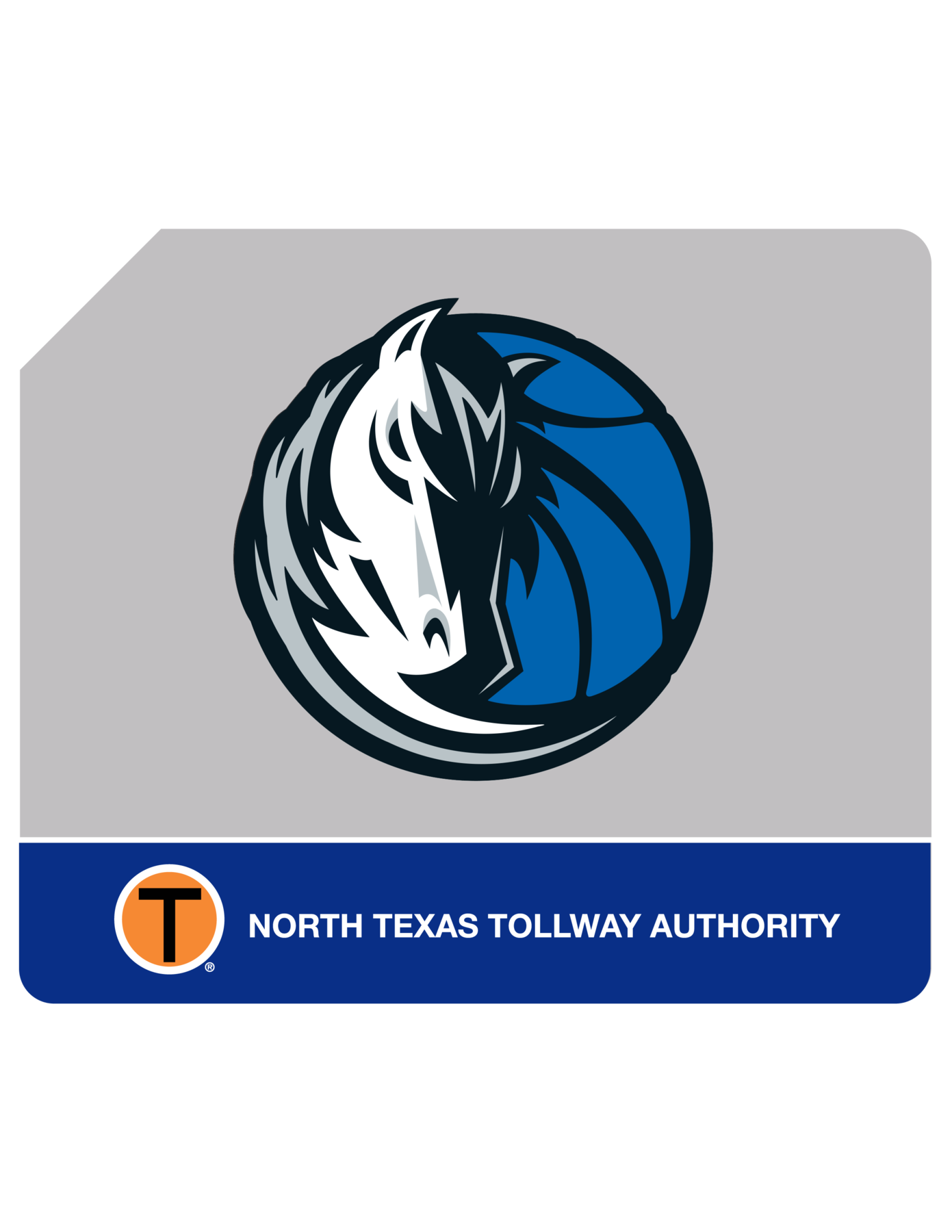DALLAS MAVERICKS TOLLTAG.