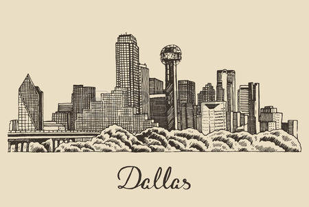 Dallas Skyline Images & Stock Pictures. Royalty Free Dallas.
