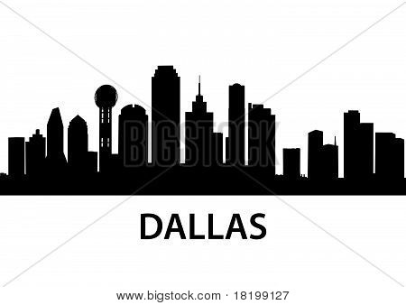 Showing post & media for Dallas skyline cartoon.