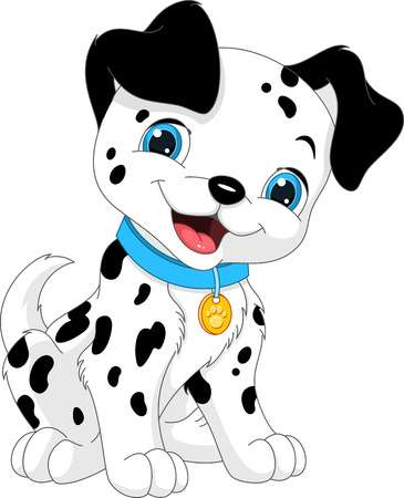 3,114 Dalmatian Stock Vector Illustration And Royalty Free Dalmatian.