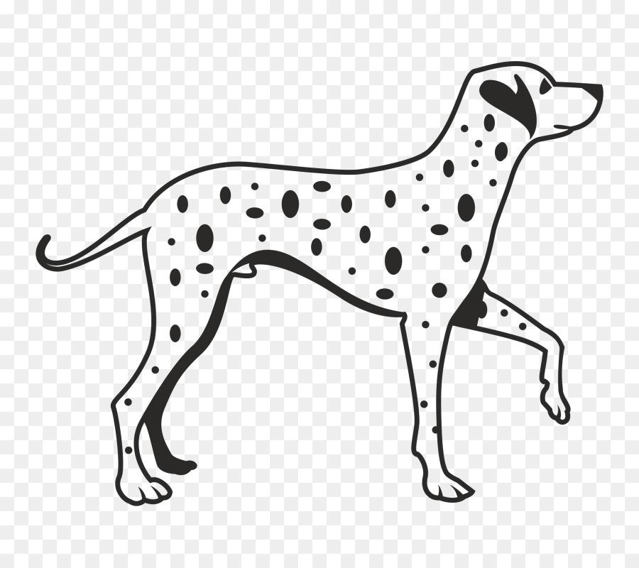 Dalmatian Dog Dog Breed Puppy Clip Art F #61106.