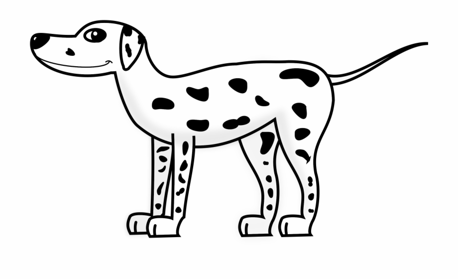 Dalmatian Dog Puppy The Hundred And One Dalmatians.