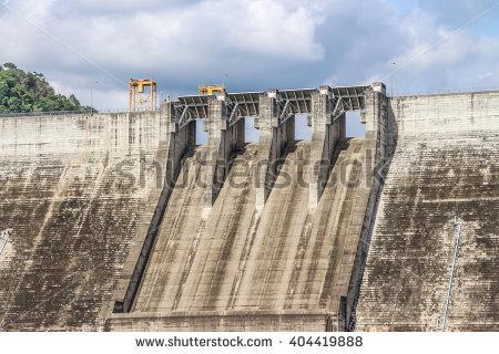 Dam Construction Stock Photos, Royalty.