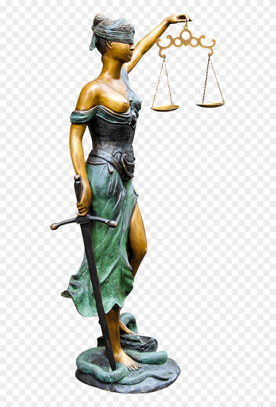 Justice Clipart Justice Statue.
