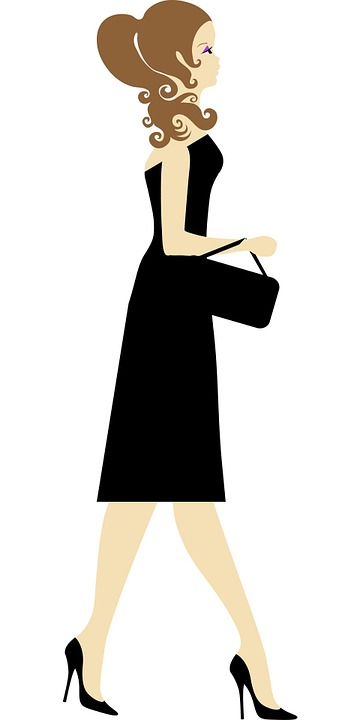 Free illustration: Girl, Female, Woman, Lady, Dress.