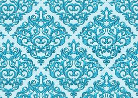 Free Damask Background Clipart and Vector Graphics.