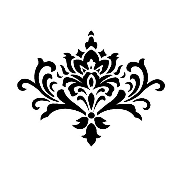 Damask clipart 20 free Cliparts | Download images on ...