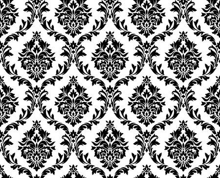 167,065 Damask Pattern Stock Illustrations, Cliparts And Royalty.