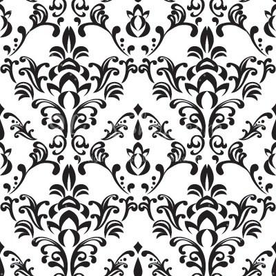 Damask pattern clipart 8 » Clipart Portal.