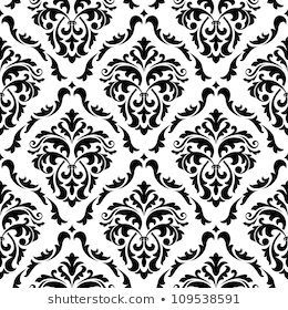 Damask Pattern Images, Stock Photos & Vectors.
