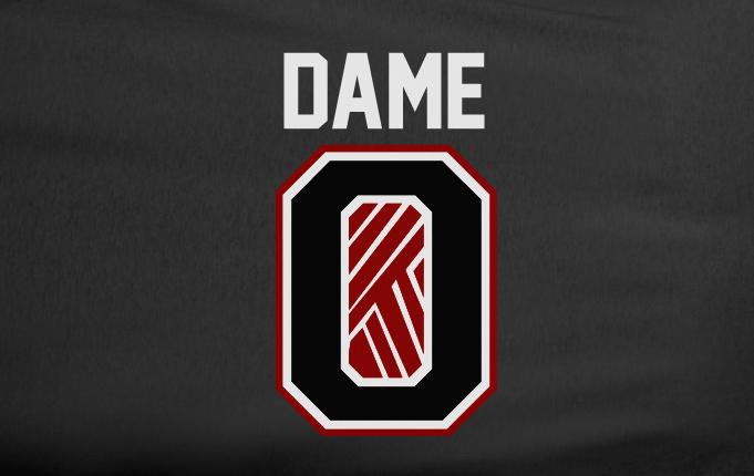 Damian lillard Logos.