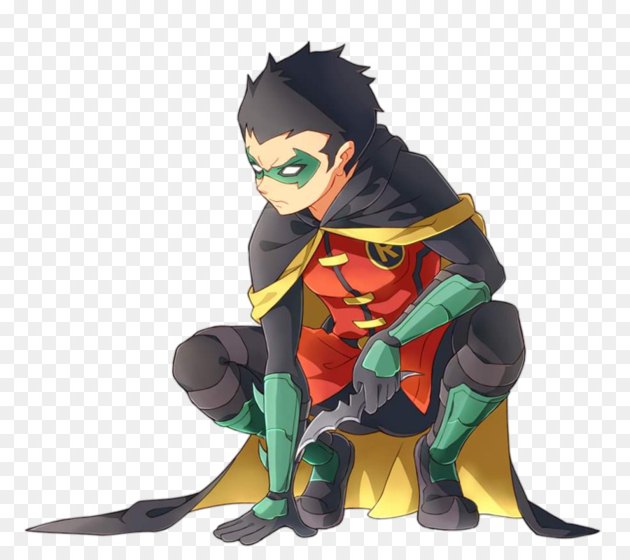 Damian Wayne Superhero png download.