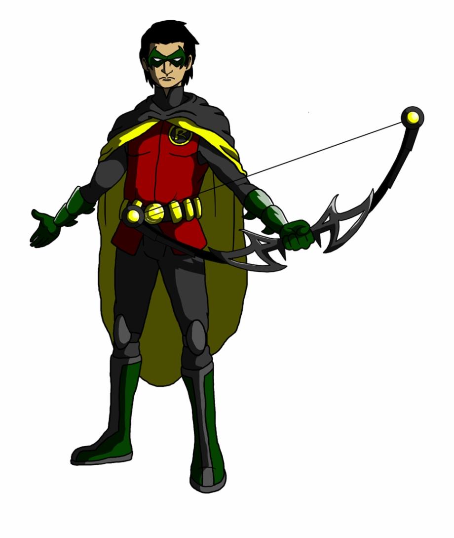 Kid Damian.